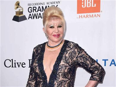 Ivana Trump Fights to Save Her Name for Merchandising and Entertaining