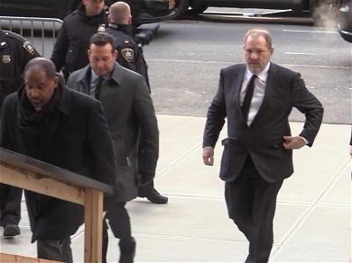 Harvey Weinstein Arrives to Court with New Legal Team as Rose McGowan Rips Ex-Lawyers