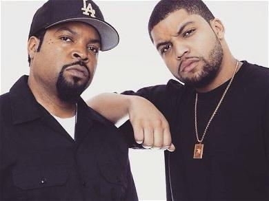 Fans Struggle To Tell Ice Cube And Son Apart In Sweet Birthday Tribute