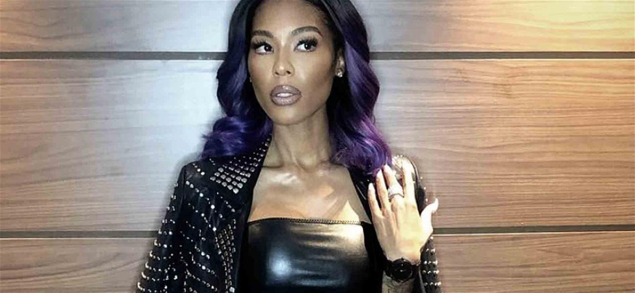 'Love & Hip Hop' Star Moniece Slaughter Slapped with Restraining Order By Roommate After Allegedly Threatening His Dog