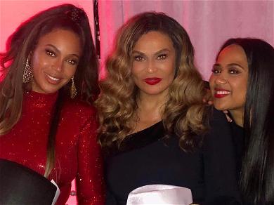 Beyoncé And Tina Knowles Celebrate Jay-Z's Mom Gloria's Birthday
