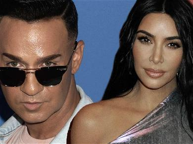 Mike 'The Situation' Sorrentino Gets Bloody Facial Made Famous By Kim Kardashian