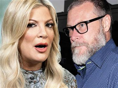 '90210' Star Tori Spelling and Dean McDermott Served with Legal Papers at Los Angeles Mansion Over $220k Debt