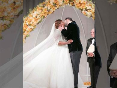 Serena Williams and Alexis Ohanian's Wedding