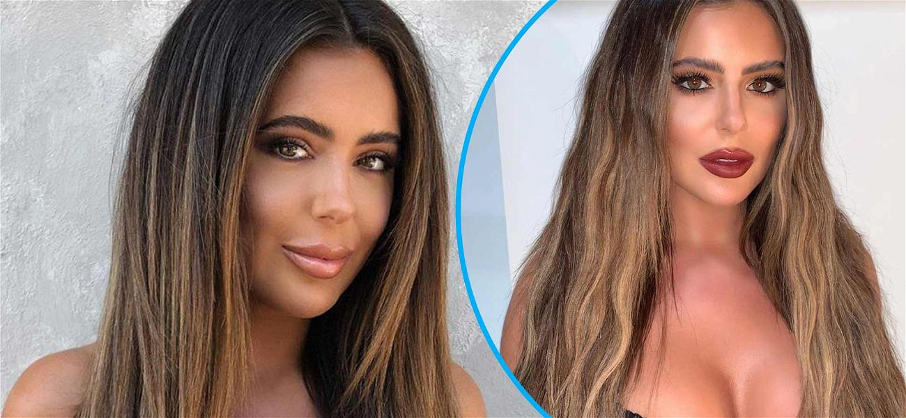 Brielle Biermann Shares Luscious Lips Selfie In Tiny Bralette: 'Get It From My Mama'