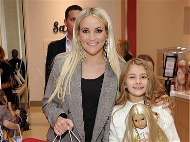 Jamie Lynn Spears' Daughter In Hospital After Accident At School