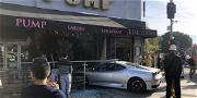 'RHOBH' Star Lisa Vanderpump's Restaurant 'Pump' Gets Destroyed After Huge Car Accident