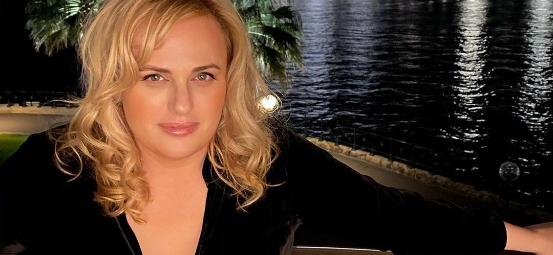 Rebel Wilson STUNS With Weight Loss In Skin Tight Leather Pants