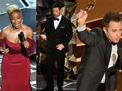 Mary J. Blige, Jimmy Kimmel Deliver Big at the Oscars