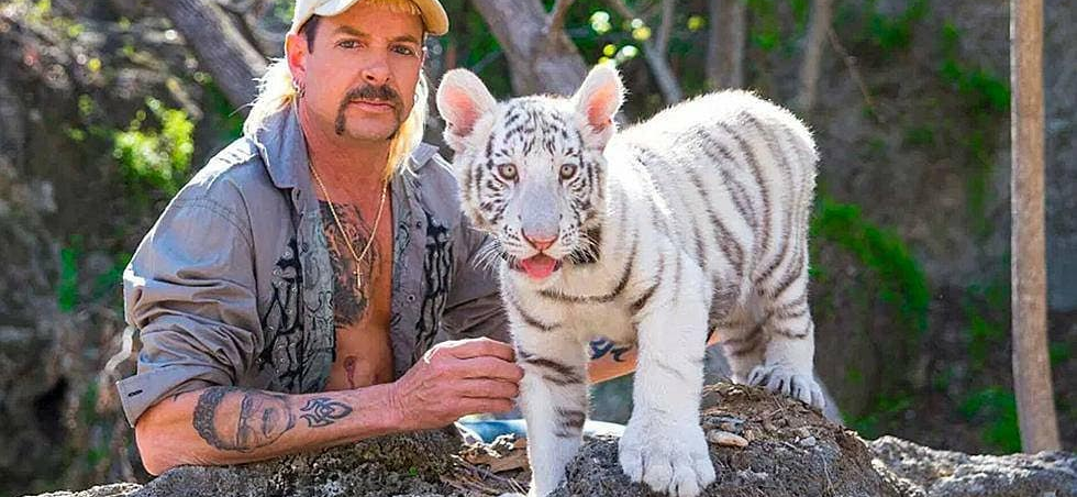 'Tiger King' Star Joe Exotic Is Launching His Own Weed Company From Behind Bars!