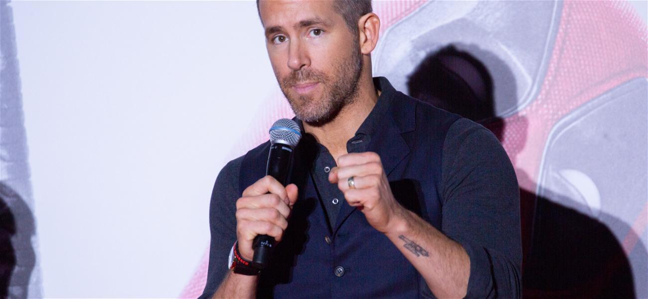 Ryan Reynolds Broke Fans' Hearts After News That Spider-Man Is Leaving MCU