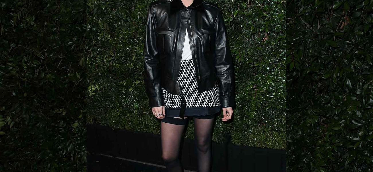 Kristen Stewart and Margot Robbie Wow in Black At Chanel Pre-Oscar Dinner