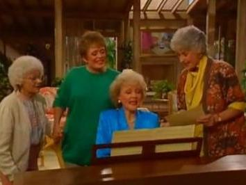 Disney Wants to Thank 'Golden Girls' for Being a Friend with New Trademarks