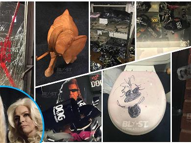 Dog The Bounty Hunter's Store In Shambles After Burglary: See The Photos
