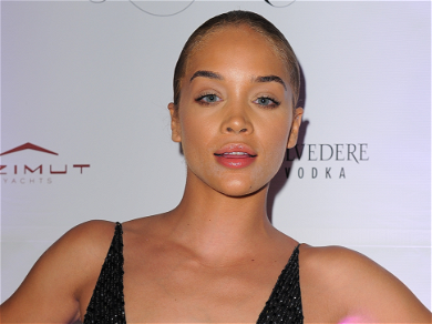 Jasmine Sanders Named 2019 'Sports Illustrated Swimsuit' Rookie Of The Year