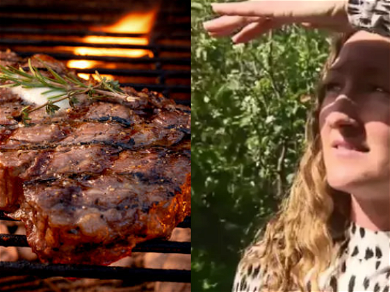 Vegan Takes Neighbor To Court Because He Cooks Meat Outdoors