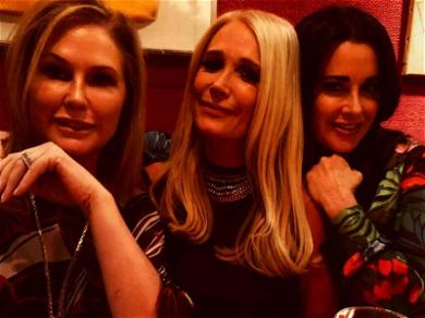 'RHOBH' star Kyle Richards Reunites With Sister Kathy Hilton After Not Speaking for Months