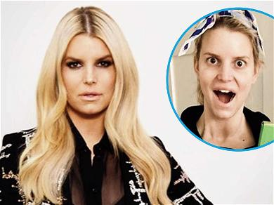 Jessica Simpson Shows Off 100-Pound Weight Loss In Makeup-Free 'Housewife' Snap
