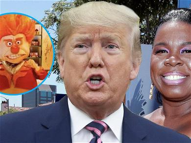 Leslie Jones Compares Trump To Heat Miser From This Classic Christmas Movie