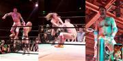 Luke Perry's Son Beats David Arquette in Wrestling Match