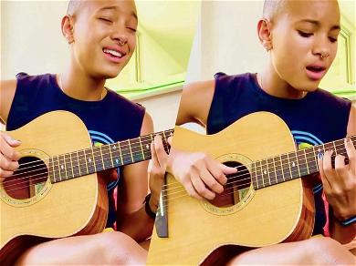Willow Smith Blows Fans Away With Her Angelic Voice In New Acoustic IG Video
