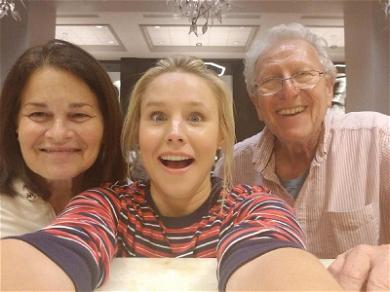 Kristen Bell Saves Josh Gad's 'Entire Family' From Hurricane Irma