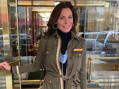 'Real Housewives Of New York:' Luann de LessepsReturns To Sobriety After 'Wake-Up Call'
