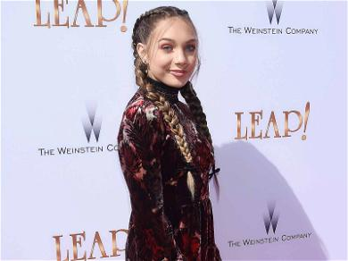 'Dance Moms' Star Maddie Ziegler Getting Sweet Payday for Sia's Directorial Debut