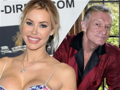 Playmate Kennedy Summers: Thanks Hef For Letting Me Crash at The Mansion All Those Times!
