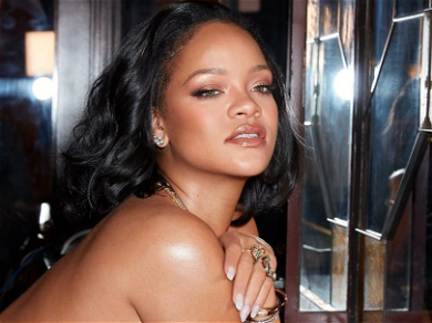 Rihanna TROLLS Donald Trump Offering Joe Biden Help Taking Out The White House 'Trash!'