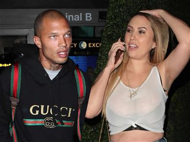 Model Jeremy Meeks Will Pay $1,000 Per Month in Child Support