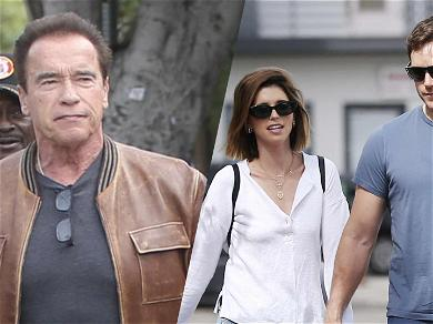 Arnold Schwarzenegger Is 'Looking Forward' To Grandkids But Won't Pressure Chris Pratt & Katherine