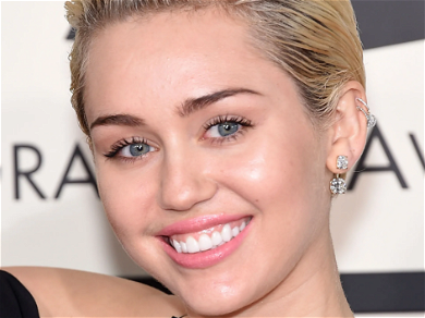 Miley Cyrus Rescues Pit Bull That Was 'Sleeping On Concrete' To Honor Late Pooch