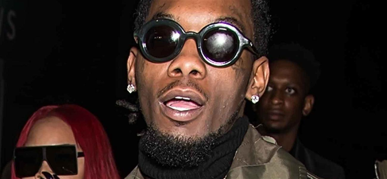 Migos' Offset Sued by Personal Stylist Who Claims Rapper Owes Thousands of Dollars