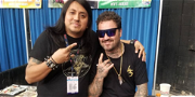 Bam Margera Appears at Comic-Con Amid Breakdown