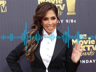 Farrah Abraham Wants to Trade Places with Donald Trump, Be President for a Day
