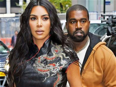 Kim Kardashian Moving Ahead With Plans To DivorceKanye West