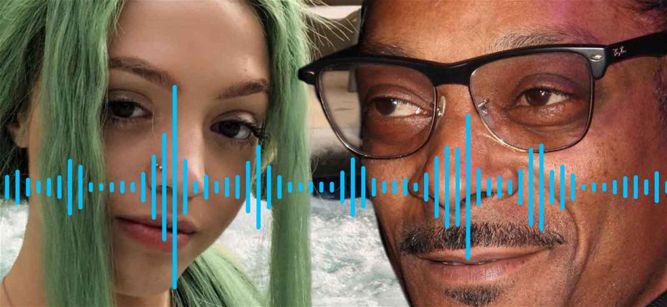 Snoop Dogg Graciously Forgives Woah Vicky After Violent Threats