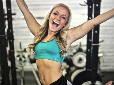 'Teen Mom' Mackenzie McKee Flaunts Mind-Blowing Flexibility In Skimpy Cheerleading Throwbacks