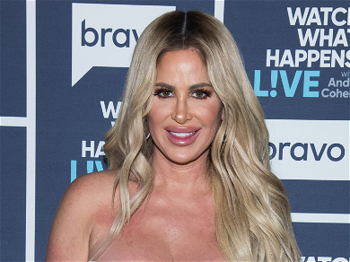 Kim Zolciak Shuts Down Haters Over Five-Year-Old Daughter Wearing Makeup