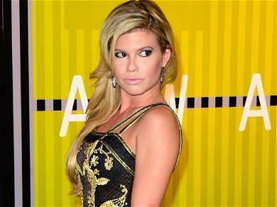 Chanel West Coast Bronzes Hot Bikini Body On Inflatable Lips Because She's Got 'No Plans'
