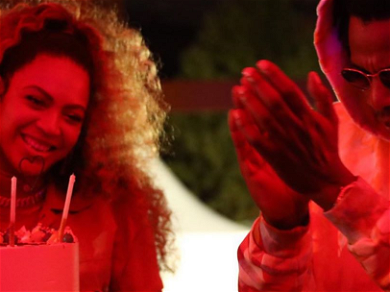 Beyoncé Is Living Her Best Life Celebrating 38th Birthday With Jay-Z and Cake