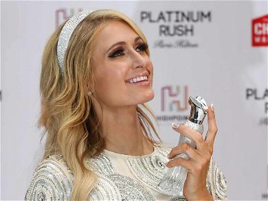 Paris Hilton Sheds Engagement Ring for First Appearance Since Split with Fiancé