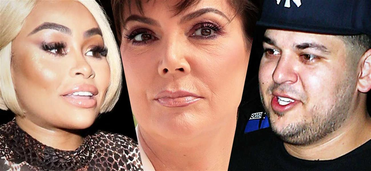 Rob Kardashian Forced to Sell Half of Sock Line to His Mom, Move in With Her During Blac Chyna Custody War