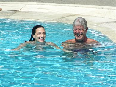 Anthony Bourdain & Asia Argento's Double 6 Pack