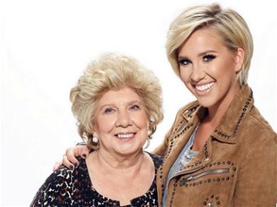 Savannah Chrisley Pays Tribute to Family Rock, Nanny Faye