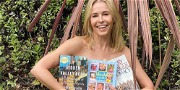 Chelsea Handler Flashes Her Bush In Pantless Book Club Thirst Trap