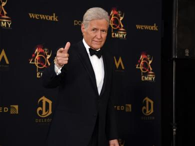 'Jeopardy!' Host Alex Trebek Hilariously Reveals That His Retirement Plan Is To 'Drink'