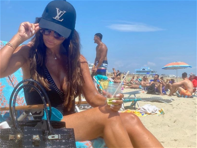 'RHONJ' Star Teresa Giudice SLAMMED For Partying, With No Mask, During COVID-19 Pandemic