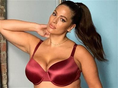 Ashley Graham's Raw, Nude Stretch Marks Pic Dubbed Beyond Necessary By Instagram